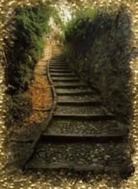 Wegtreppe